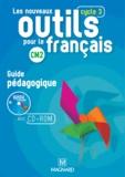 Claire Barthomeuf et Catherine Lahoz - Les nouveaux outils pour le français CM2 - Guide pédagogique. 1 Cédérom
