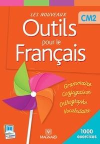 Claire Barthomeuf et Hélène Pons - Les nouveaux outils pour le français CM2 - Livre de l'élève.