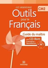 Télécharger des ebooks google book downloader Les nouveaux outils pour le français CM2  - Guide du maître