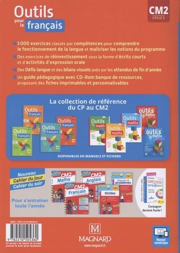 Outils pour le français CM2 cycle 3  Edition 2019