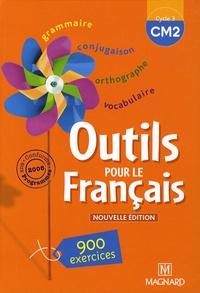 Claire Barthomeuf et Martine Palau - Outils pour le Français CM2.