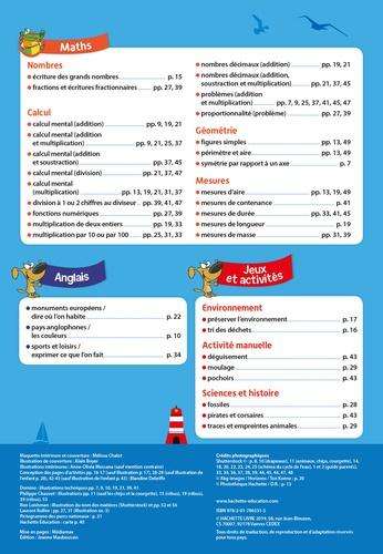 Passeport Toutes les matières du CM1 au CM2