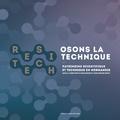 Claire Basquin et Anne Bidois - Osons la technique - 28 portraits d'instruments scientifiques et techniques commentés par des historiens.