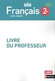 Claire Beilin-Bourgeois et Florence Renner - Français 2de Horizons Pluriels - Livre du professeur.