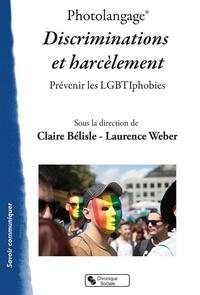 Claire Bélisle et Laurence Weber - Photolangage, discrimination et harcèlement - Prévenir les LGBTIphobies.