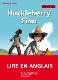 Sébastien Pelon et Claire Béniméli - Reading Time - Huckleberry Finn.