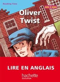 Claire Béniméli et Juliette Saumande - Reading Time - Oliver Twist.