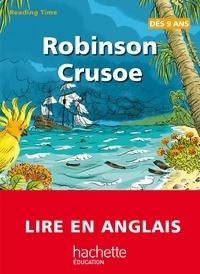 Claire Béniméli et Juliette Saumande - Reading Time - Robinson Crusoe.