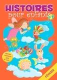 Claire Bertholet et Sally-Ann Hopwood - 28 histoires à lire avant de dormir en février - Petites histoires pour le soir.