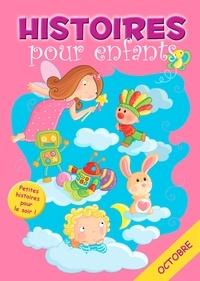 Claire Bertholet et  Sally-Ann Hopwood - 31 histoires à lire avant de dormir en octobre - Petites histoires pour le soir.