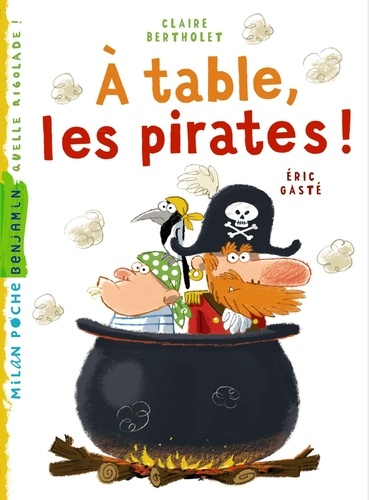 A table les pirates