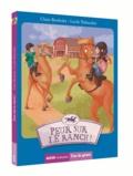 Claire Bertholet et Lucile Thibaudier - Les aventures d'Esther et Colin Tome 2 : Peur sur le ranch !.