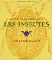 Claire Beverley et David Ponsonby - Les insectes.