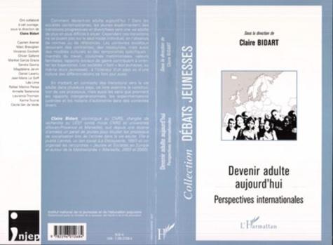Claire Bidart - Devenir adulte aujourd'hui - Perspectives internationales.