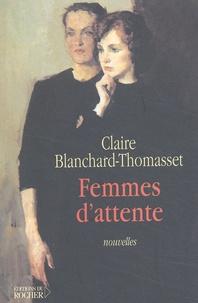 Claire Blanchard-Thomasset - .