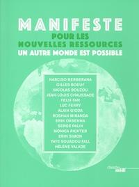 Manifeste pour les nouvelles ressources - Un autre monde est possible.pdf