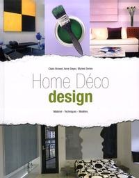 Claire Browet et Anne Dayez - Home Déco Design.