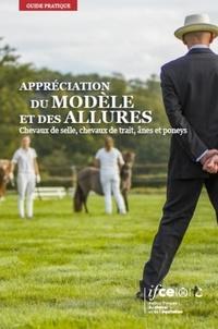 Claire Caillarec et Marion Renault - Appréciation du modèle et des allures - Chevaux de selle, chevaux de trait, ânes et poneys.