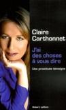 Claire Carthonnet - .