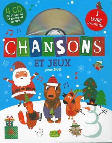 Jeux Pour Noel.Chansons Et Jeux Pour Noël Album