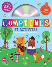 Comptines et activités pour apprendre en chantant.pdf