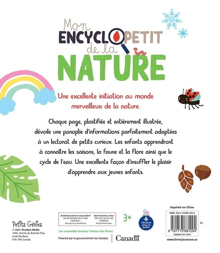 Mon encyclopetit de la nature