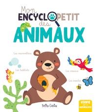Claire Chabot et Danielle Robichaud - Mon encyclopetit des animaux.
