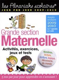 Claire Châtillon et Ségolène Savouré - Grande section Maternelle Année scolaire 2009-2010.