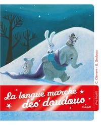 CLAIRE CLÉMENT - La longue marche des doudous.