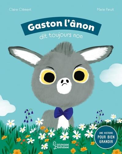 Gaston l'ânon qui dit toujours non !