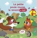 Claire Clément et Charlotte Ameling - La petite poule rousse, le renard et toi !.