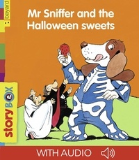 Nicole Claveloux et Claire Clément - Mr. Sniffer and the Halloween sweets.