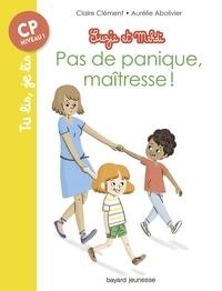 Claire Clément - Suzie et Mehdi, Tome 01 - Pas de panique maîtresse !.