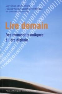 Lire demain - Des manuscrits antiques à lère digitale.pdf