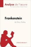 Claire Cornillon - lePetitLittéraire.fr  : Frankenstein de Mary Shelley (Fiche de lecture).