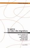 Claire Cossée et Adelina Miranda - Le genre au coeur des migrations.