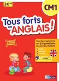 Claire Cyprien et Nicole Gandilhon - Anglais CM1 Tous forts en anglais !.