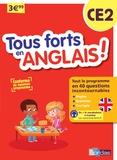Claire Cyprien et Nicole Gandilhon - Tous forts en Anglais ! CE2.