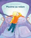 Claire de Gastold et Thomas Bretonneau - Maxime au volant.