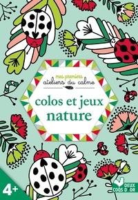 Claire de Moulor et  Marguerite - Colos et jeux nature.