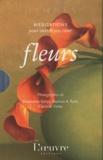 Claire de Virieu - Fleurs méditations pour ouvrir son coeur - En 3 volumes.