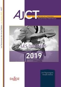 Claire Demunck - Les dossiers 2019 de l'AJCT.