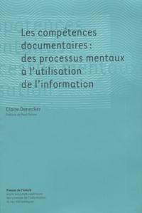 Satt2018.fr Les compétences documentaires : des processus mentaux à l'utilisation de l'information Image
