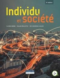 Claire Denis et Gilles Millette - Individu et société.