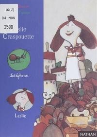 Claire Derouin - Leslie Craspouette.