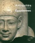 Claire Derriks et Luc Delvaux - Antiquités égyptiennes au Musée royal de Mariemont.