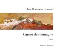 Claire Desthomas Dem - Carnet de montagne.