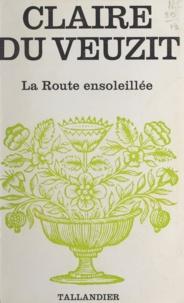 Claire du Veuzit - La route ensoleillée.