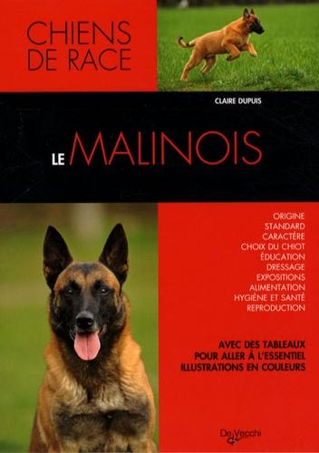 Claire Dupuis - Le malinois.