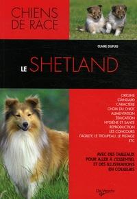Claire Dupuis - Le Shetland.